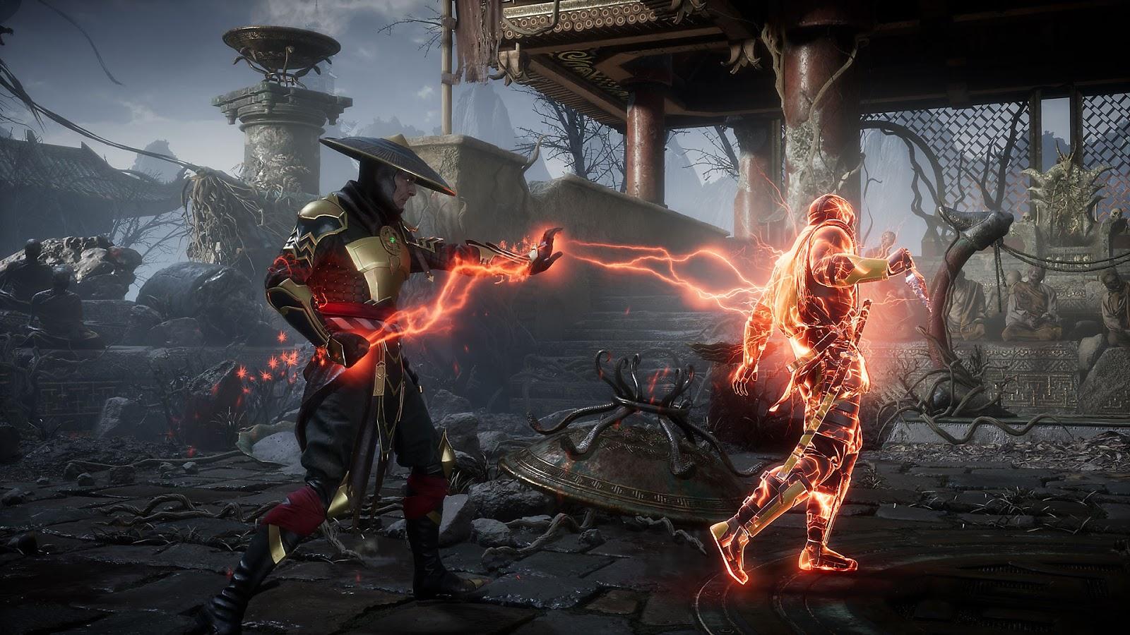 كل ما تحتاج معرفته حول لعبة Mortal Kombat 11