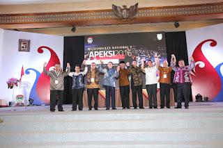 Ridwan Kamil Munas APEKSI 2016