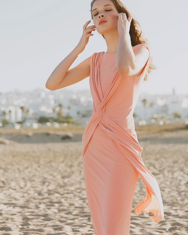 Comprar vestido largo boho