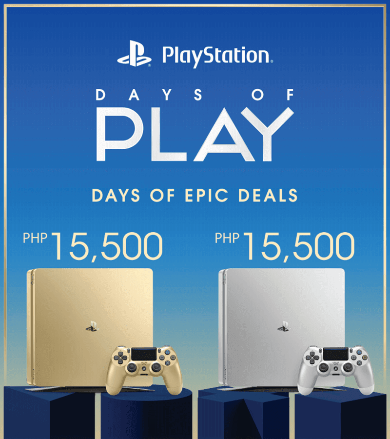 Sony Announces Two New PS4 Colors, Priced At PHP 15550