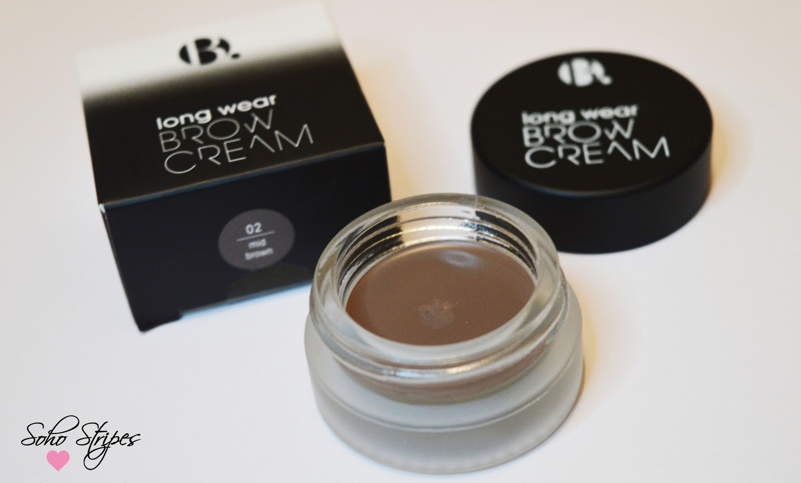 B. Long Wear Brow Cream