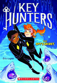 Key Hunters: The Spy's Secret