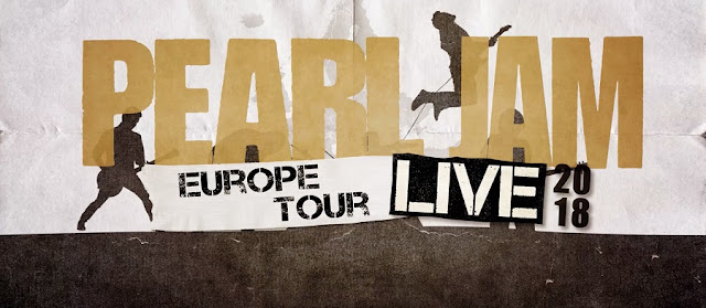 Pearl Jam Announce Summer 2018 European Tour