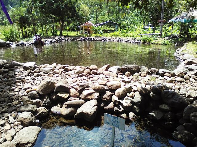Objek Wisata Sumber Air Krabyakan
