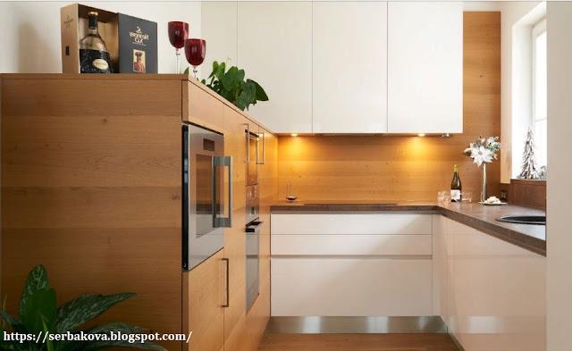 7 советов, как из маленькой кухни сделать большую