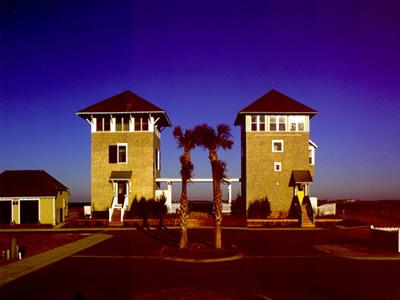 Beach House Towers on Bald Head Island North Carolina