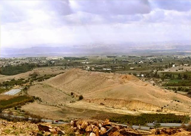 Sítio arqueológico de Tell el-Hammam na Jordânia