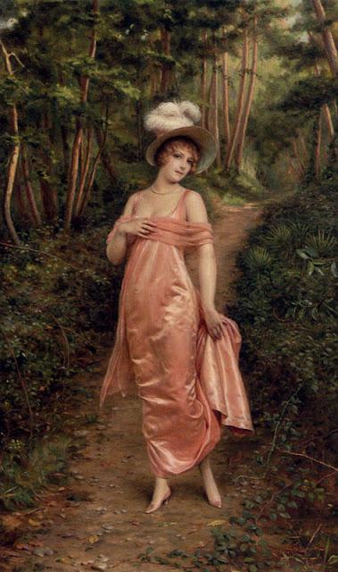 Charles Joseph Frederick Soulacroix - Elegance of the Epoque