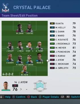 Best 5] Tips and Tricks - PES 2019 Formation & Tactics [Most