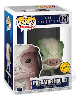 Funko Pop Vinyl Figures The Predator Predator Hound Green Chase