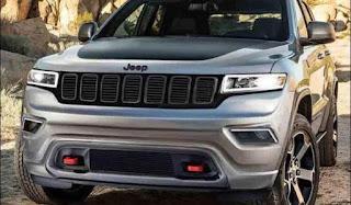 2020 Jeep Grand Cherokee Concept, Prix et Spécification du Moteur