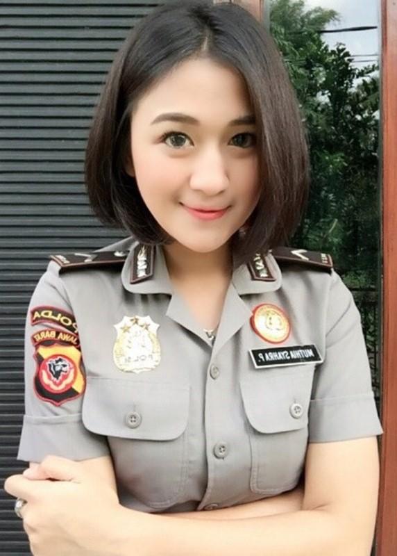 Foto Polwan Cantik di Indonesia