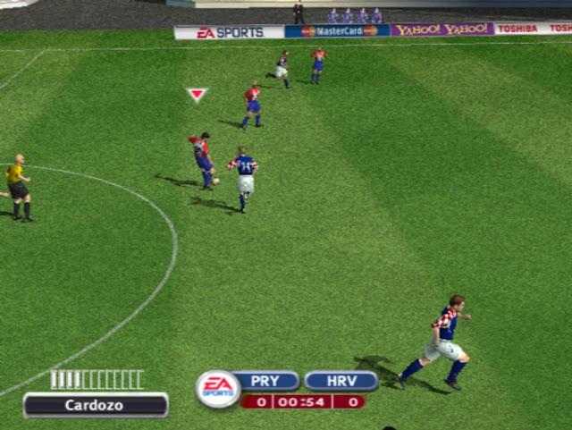 2002 FIFA World Cup screenshot 1