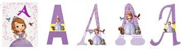 Alfabetos de la Princesa Sofía