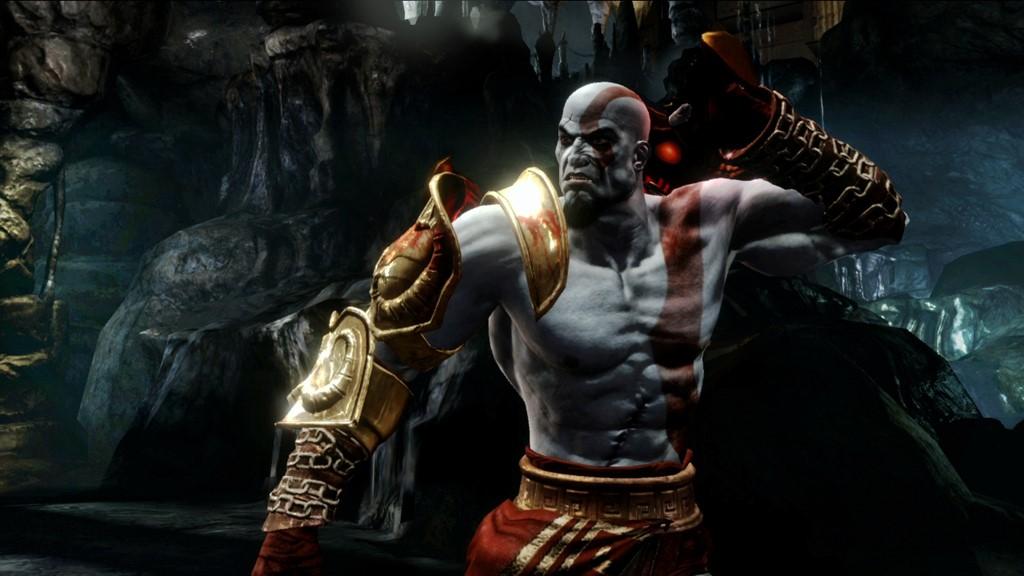 لعبة god of war 3 للكمبيوتر ppsspp