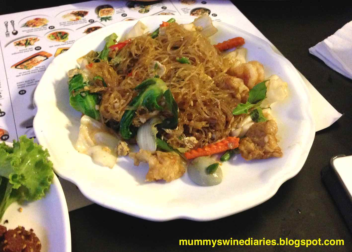 mummy 39 s food and drinks absolute thai great thai cuisine