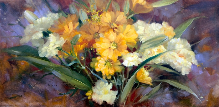 Mara Schasteen 1976 | American Still life painter