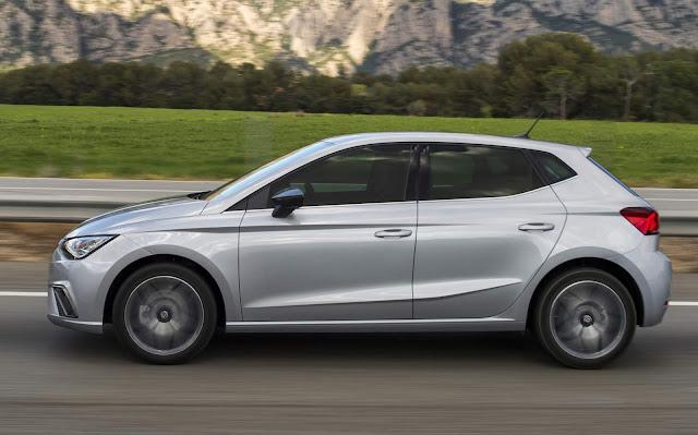 Novo Polo 2018 - Seat Ibiza