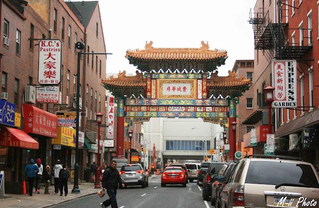 M-ii Photo : Philadelphie, Pennsylvanie - Chinatown