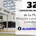 32 cursos gratis online de centrum católica