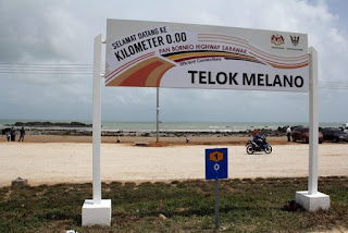 Telok Melano: From storm shelter to tourist attraction