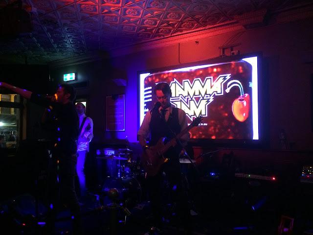 Live Music Melbourne bar