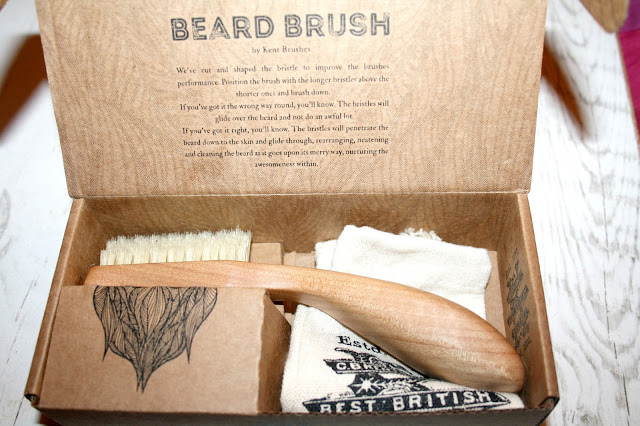 Kent BRD2 Beard Brush