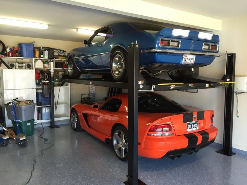 Organization Tip: Maximize Your Garage's Vertical Space ...