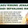"Kumpulan Lirik Lagu Rohani Kristen Yang Populer ""KIDUNG JEMAAT"" GPIB"