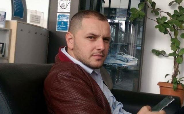 Albania's Interior Minister's driver Shkëlzen Qordja