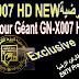 تحديث وادخال كود قناة الارضية ENTV Programe national لجهاز Géant GN-X007 HD NEW