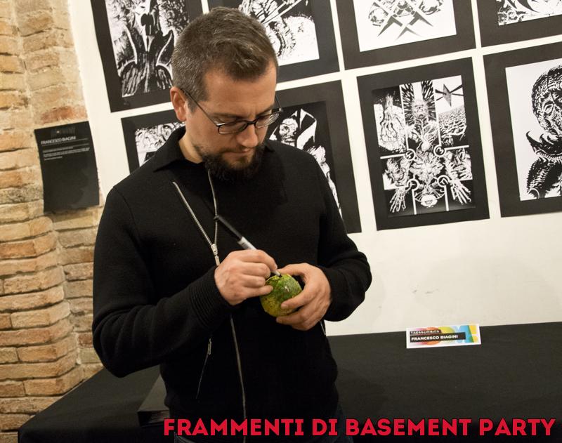 Francesco Biagini disegnatore fumetti