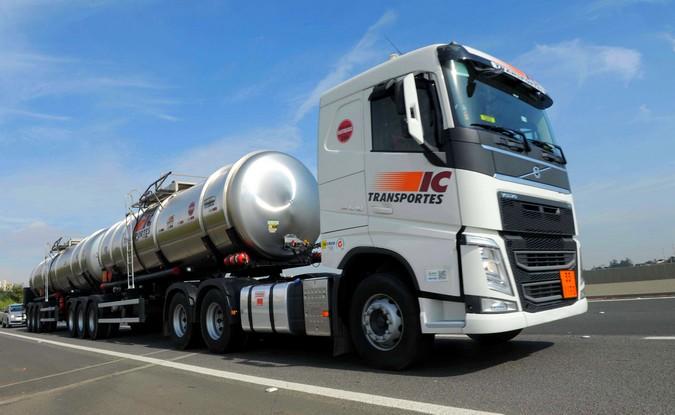 IC Transportes abre vagas para motoristas carreteiros