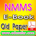 NMMS Exam Old Papar and E book