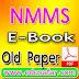 NMMS Exam Old Papar and E book