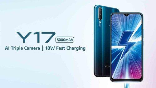 Harga dan Spesifikasi Vivo Y17 ( 2019 )