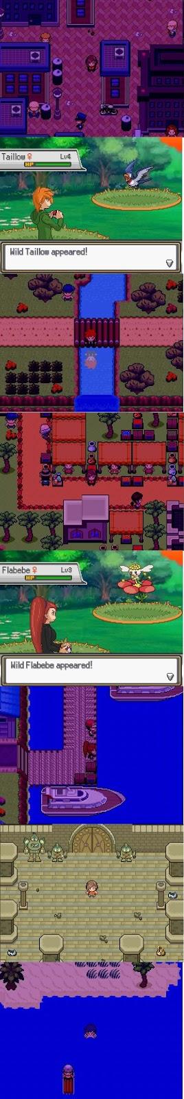 Pokemon Archaic Legacy