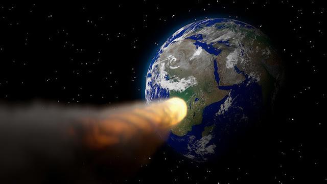 Transmiten en vivo cómo un asteroide gigante se está acercando a la Tierra esta noche