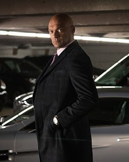 Colin Salmon in Limitless