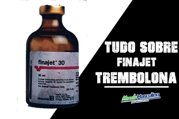 Anabolics #08 Finajet - Trembolona  origem