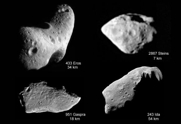 Sabuk Asteroid itu Apa?