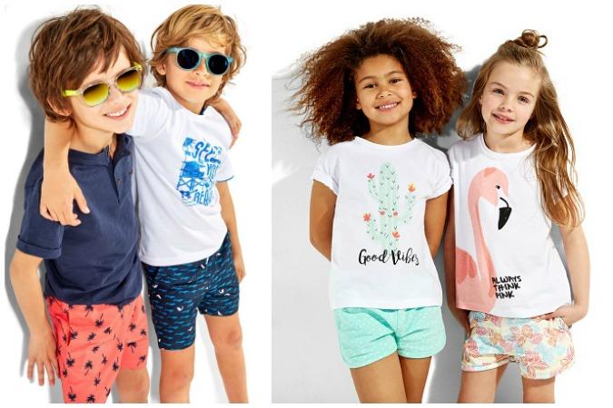 moda infantil primavera verano 2017 zippy
