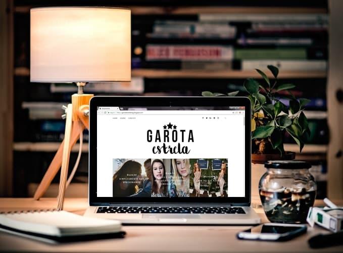 Um nova fase do Blog Garota Estrela