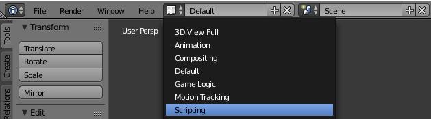 python-catalin: Blender 3D - bpy and scripting - part 001