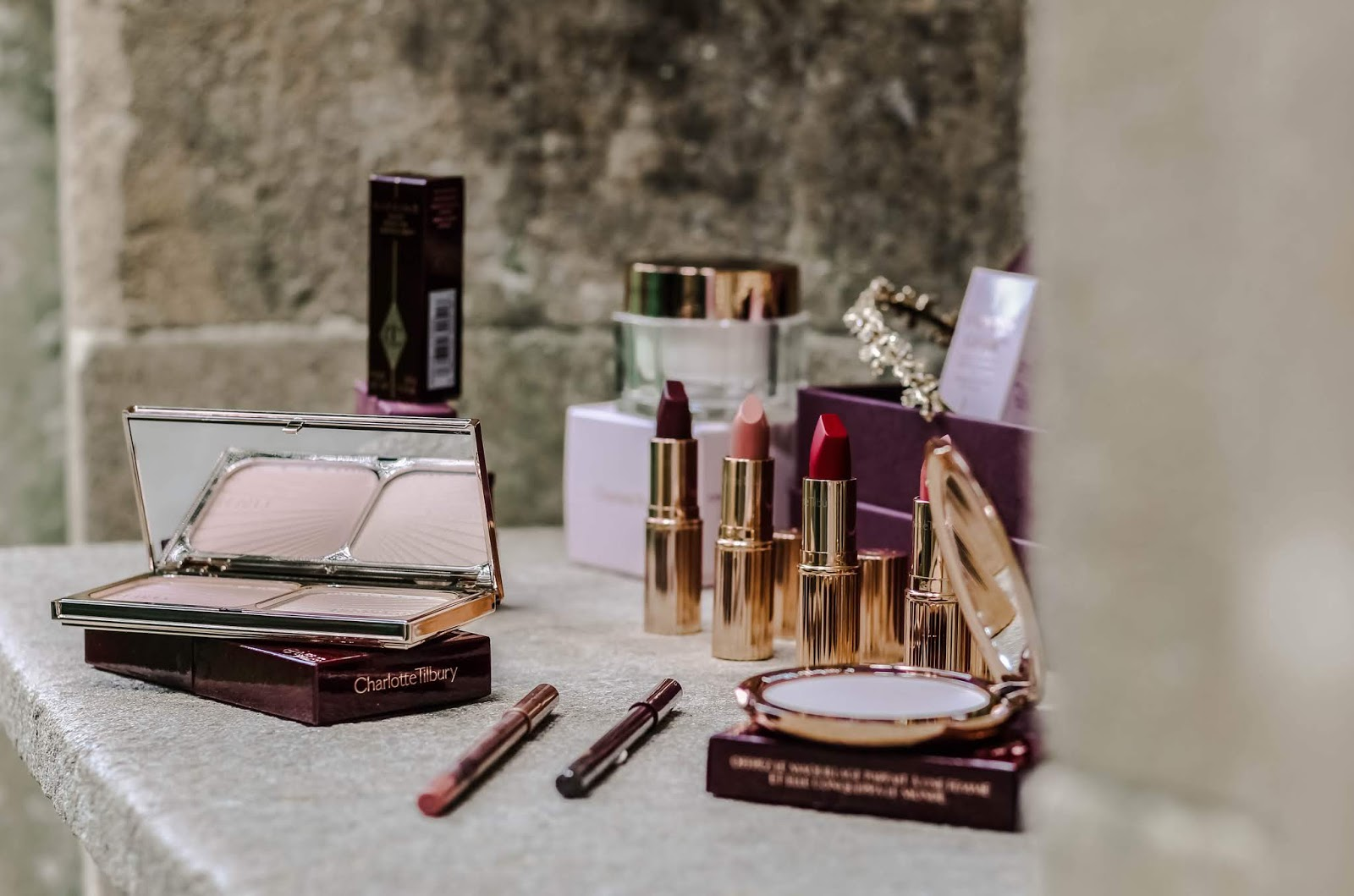 Charlotte Tilbury Beauty Blogger Haul