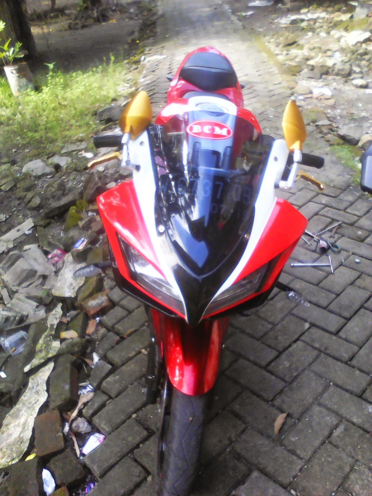 Aneka Fairing Modifikasi