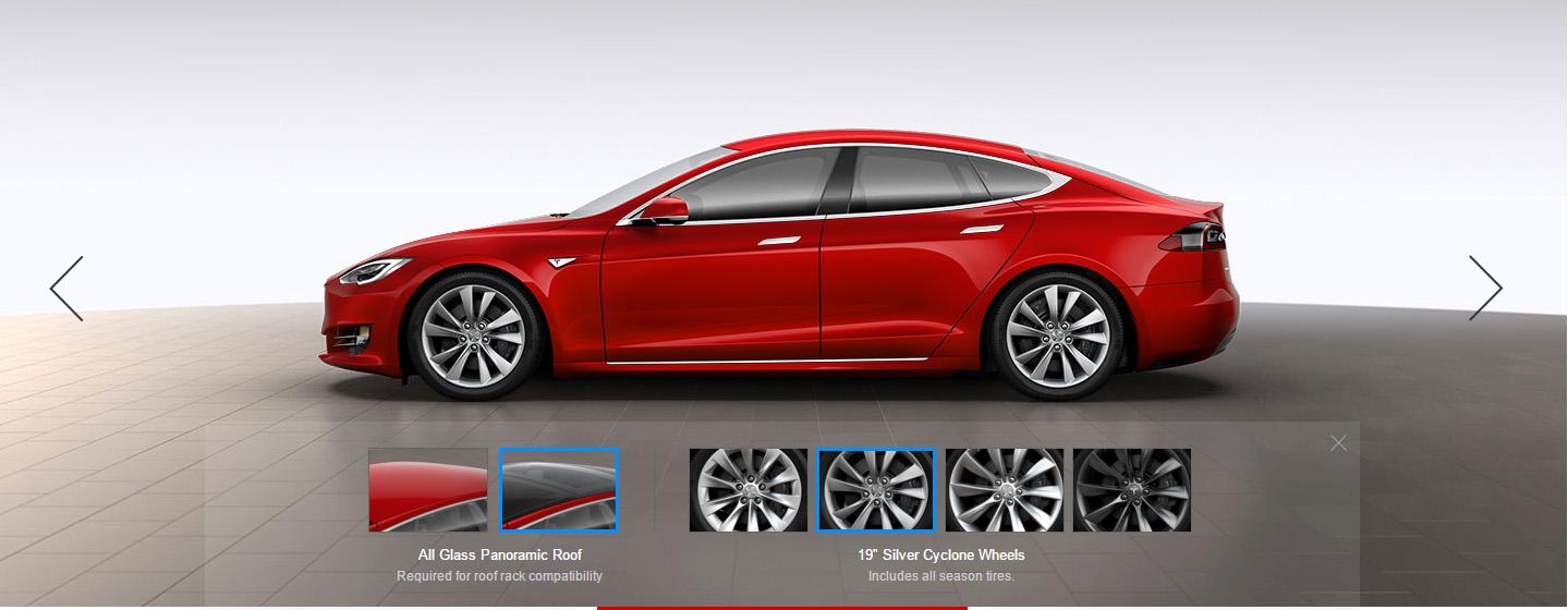 Tesla Model S Facelift (2017) 15