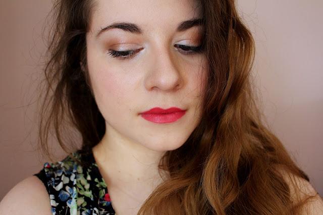 rouge à lèvres mat rose nyx