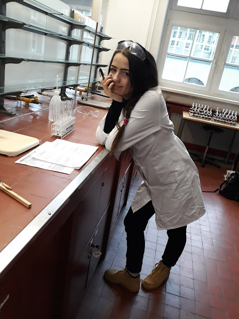 Dzień z życia chemika