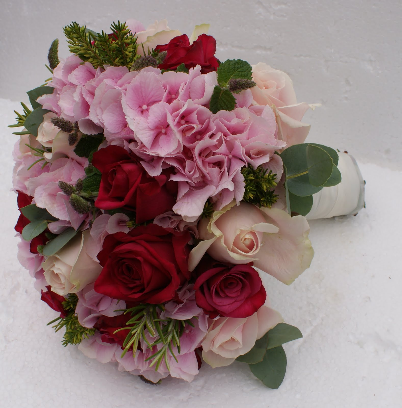 Wedding Flowers Keighley: The Flower Company: Alex Sidgreaves
